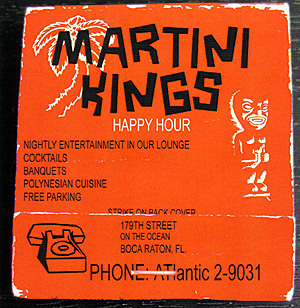 The Martini Kings