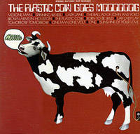 The Plastic Cow Goes Moooooog!